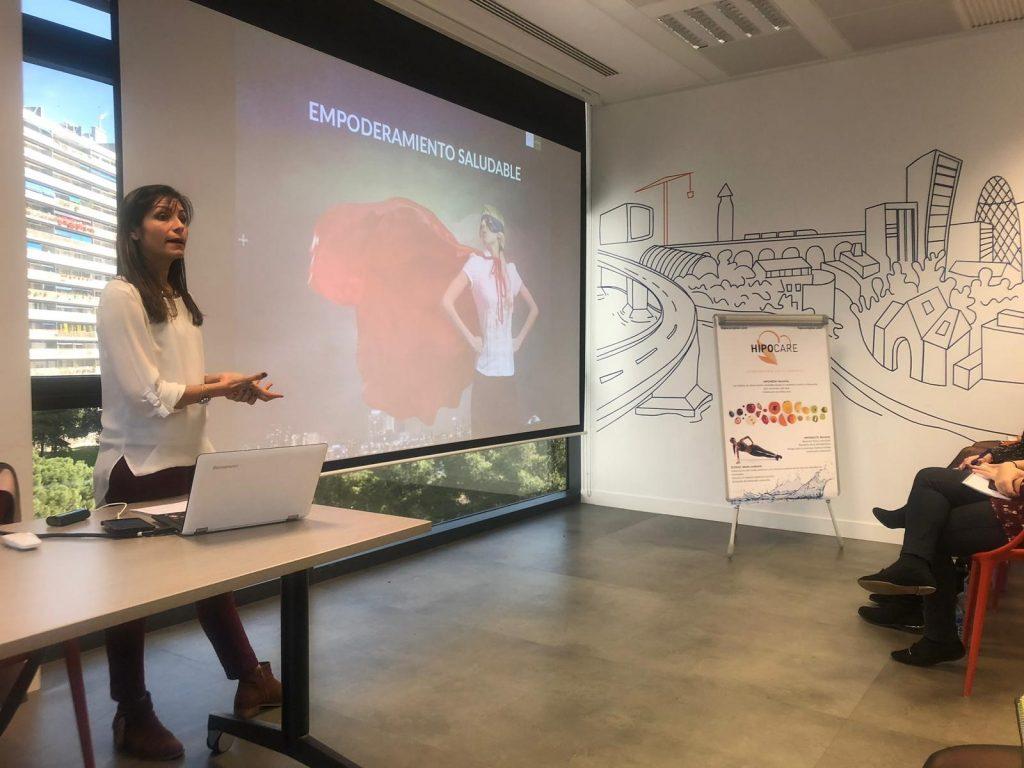 HipoGes celebra su primer Nutritaller para empleados